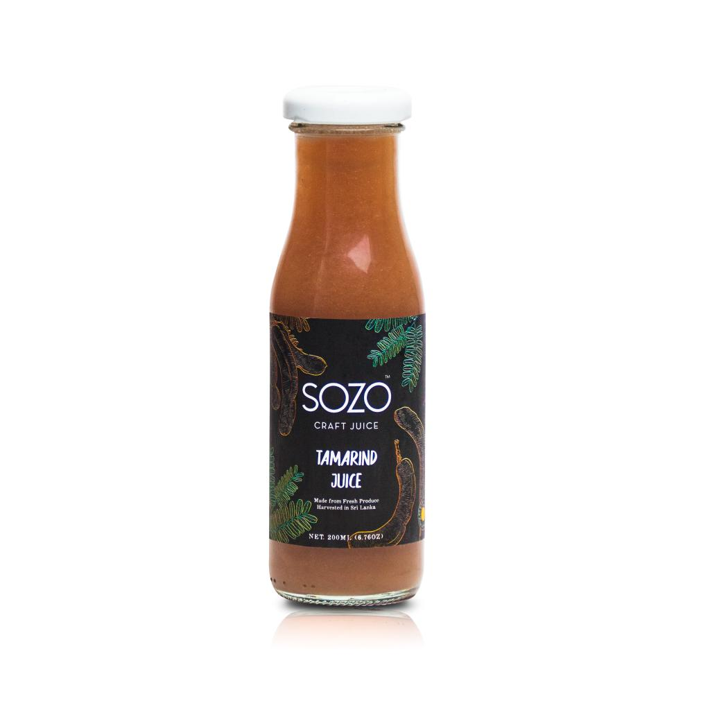 Sozo Tamarind nectar 200ml