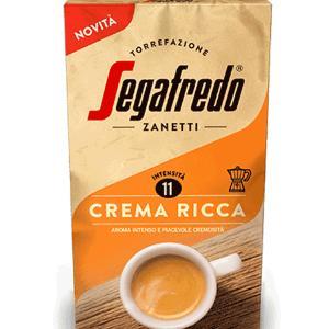 Segafredo Crema Ricca Coffee 225g