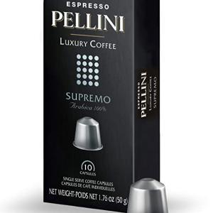 Pellini Espresso Supremo Coffee Capsules 10