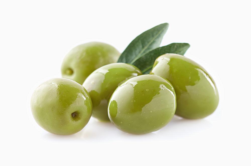 Varia Gusto Green Olives 545g