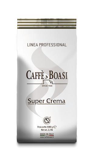 Caffe Boasi Super Crema Coffee Beans 1Kg