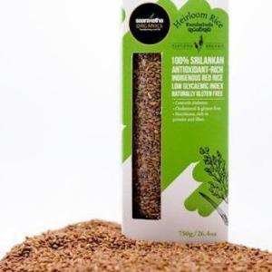 Saaraketha Organics Kuruluthuda Rice 750g