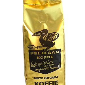 Pelikaan Coffee Brazil Santos Ground 250g
