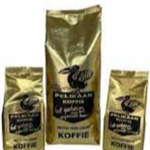 Pelikaan Coffee Espresso Arabica Ground 250g