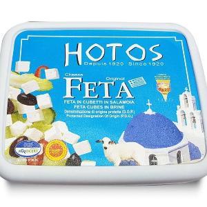 Feta Hotos Cubes 150g