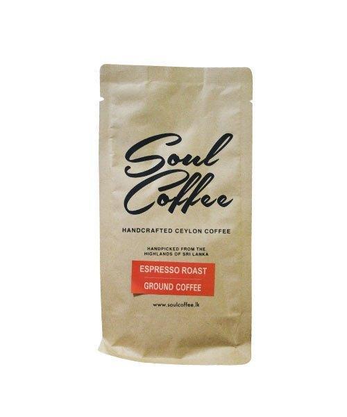 Soul Coffee Espresso Ground coffee 200g