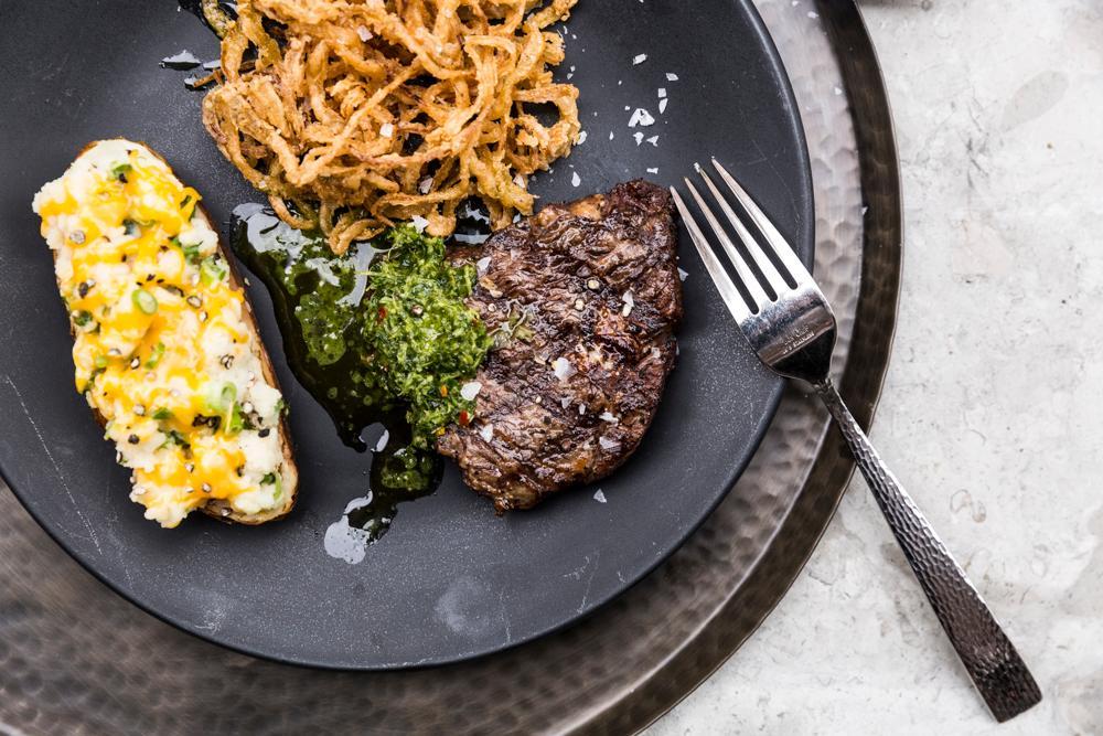 Ribeye Steak Night Special