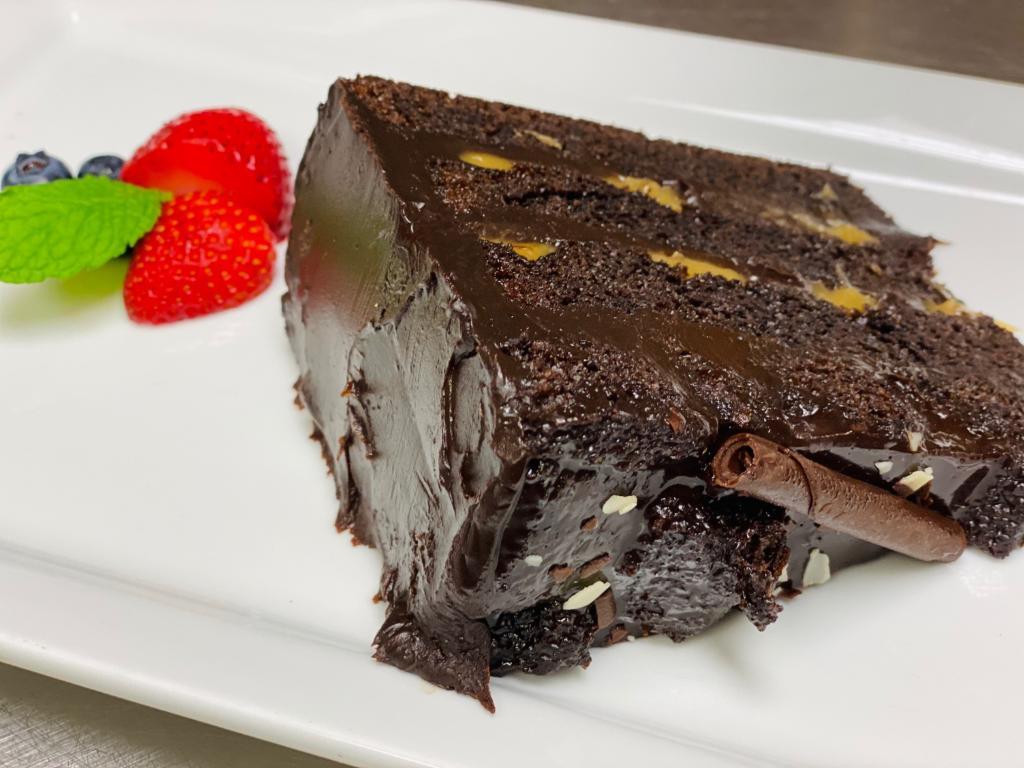 Hercules Chocolate Cake