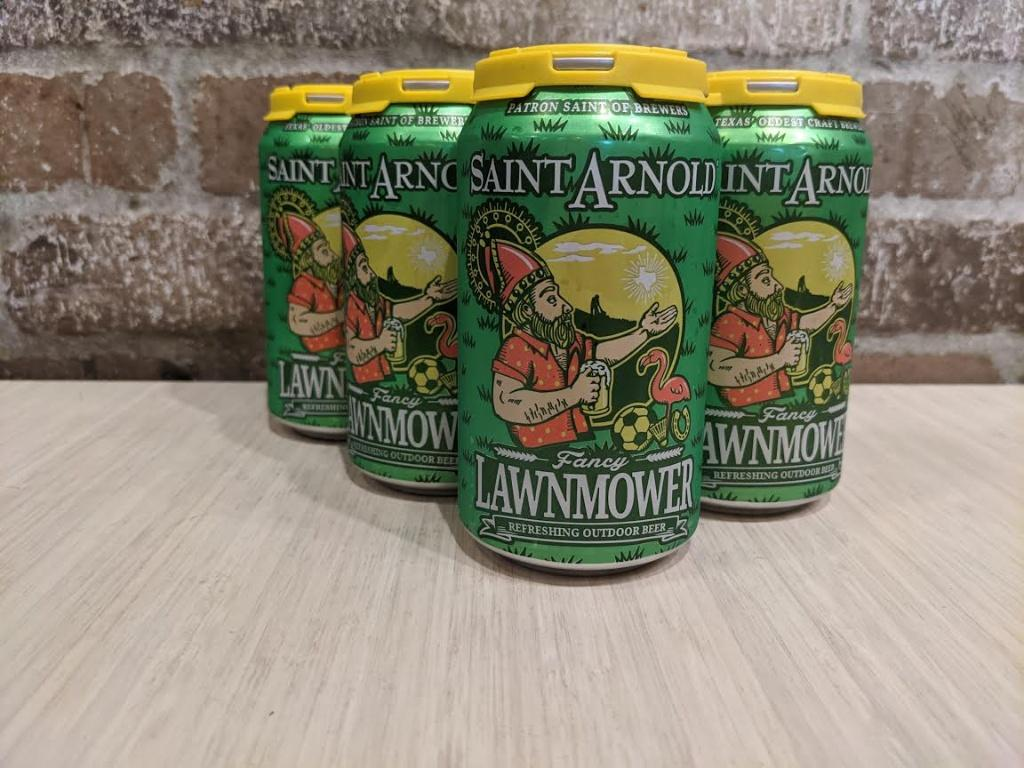 Saint Arnold Lawnmower 6-Pack