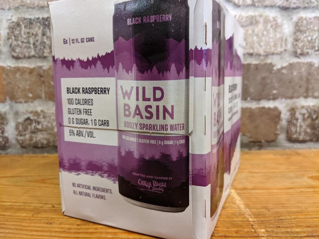 Wild Basin Black Raspberry 6-Pack