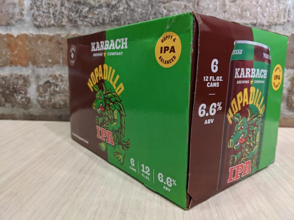 Karbach Hopadillo 6-Pack