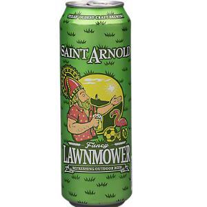 Saint Arnold Lawnmower