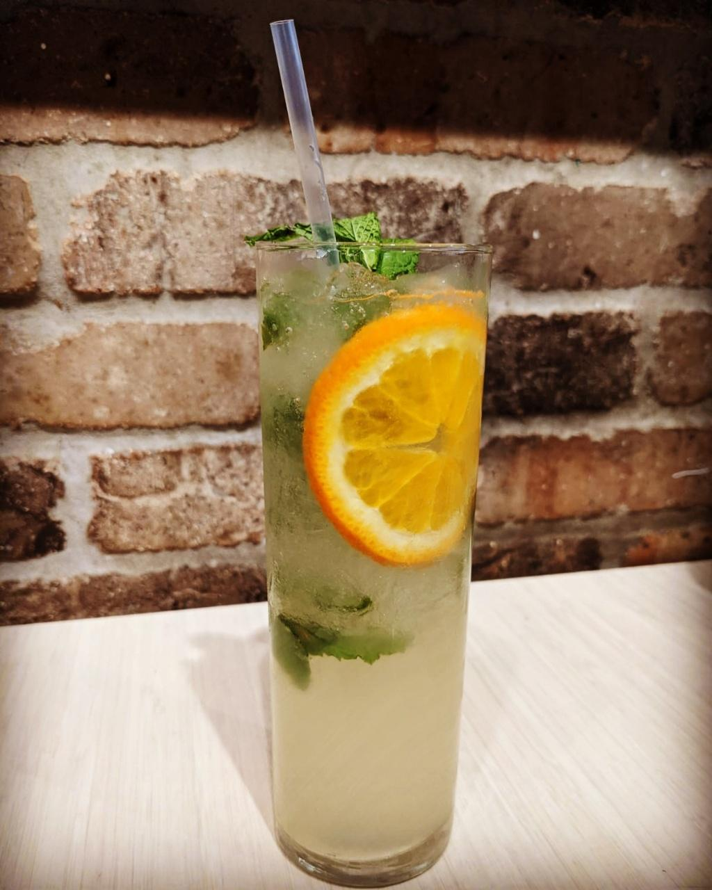 Lebanese Breeze Cocktail