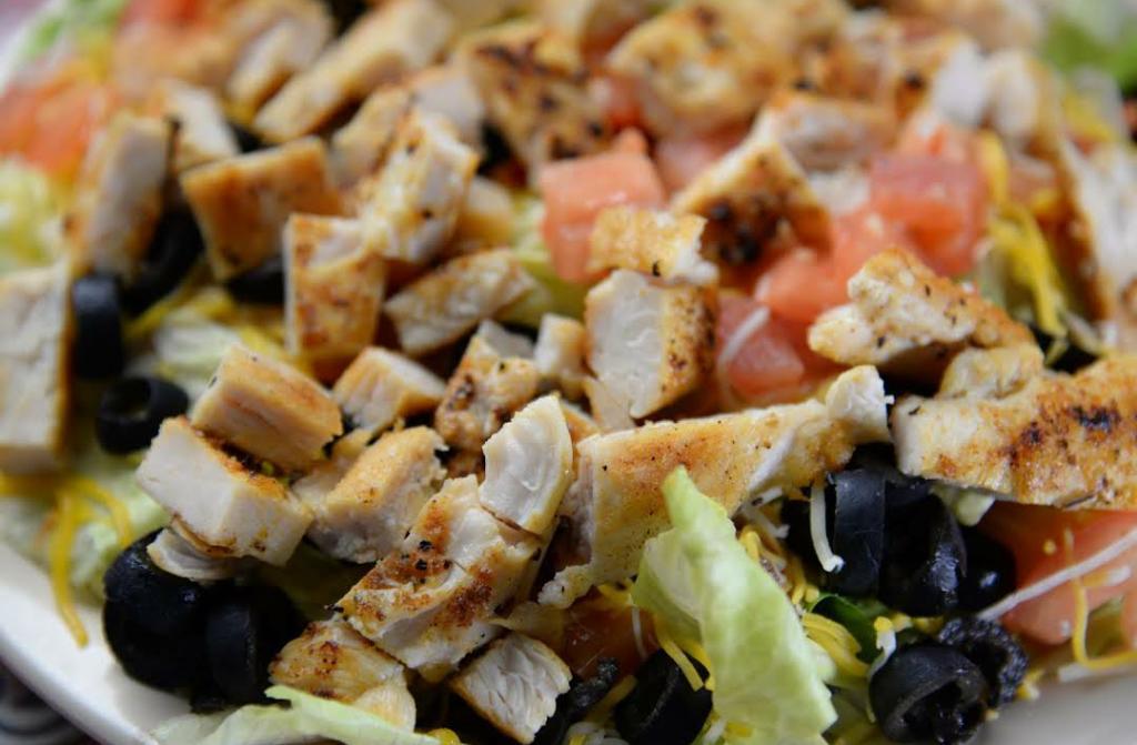 Springhill Salad