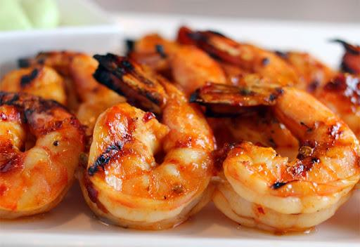 One Dozen of Shrimp
