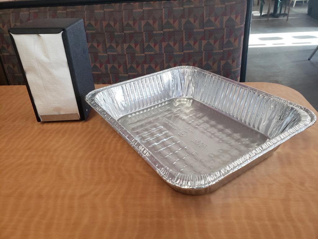 Image for Half Pan.
