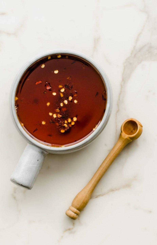 Image for Side Of Hot Honey.