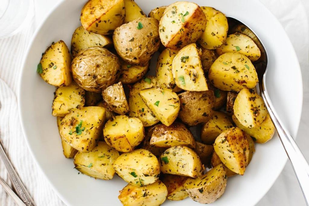 Side Roasted Potatoes