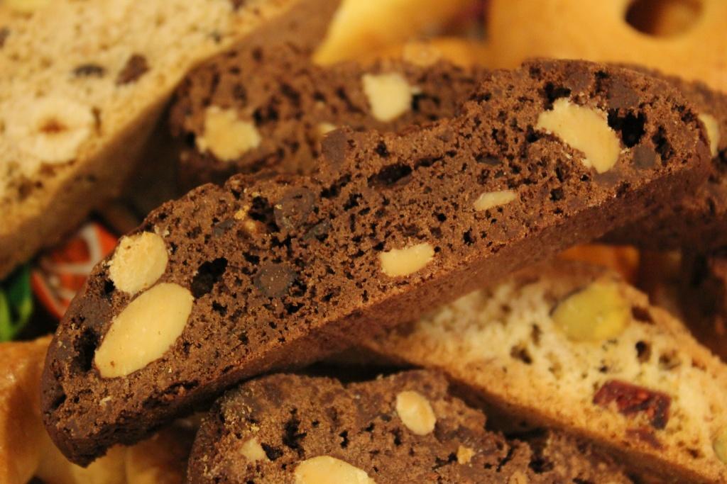 Chocolate Almond- 1/2 lb.