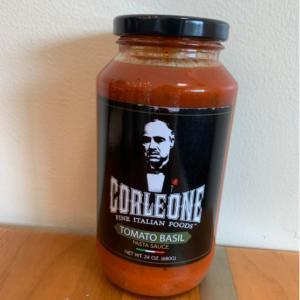 Corleone Tomato Basil Pasta Sauce