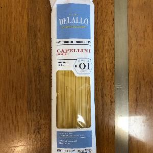 DeLallo Org. Capellini #1