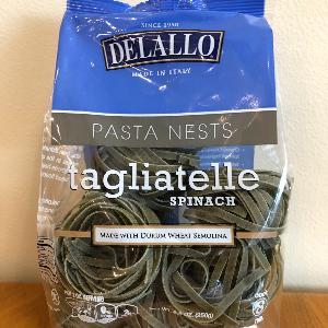DeLallo Tagliatelle/Spinach Nest