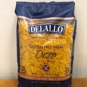 DeLallo Gluten Free Orzo #65