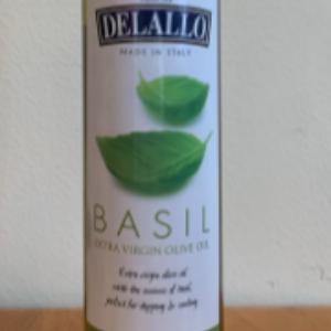 DeLallo Basil Flavored Dipping Oil 8.5oz.