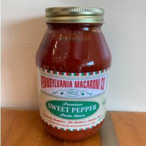 Pennsylvania Macaroni Co. Sweet Pepper Pasta Sauce