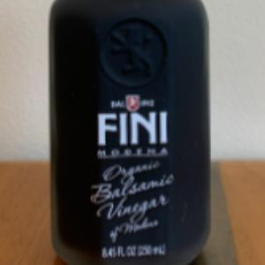Fini Organic Balsamic Vinegar 8.45oz.