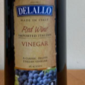 DeLallo Red Wine Salami 9oz.
