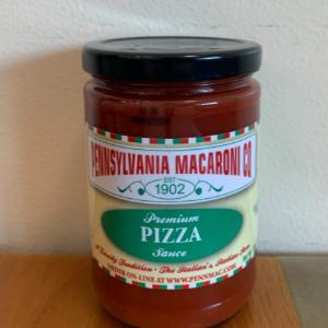 Pennsylvania Macaroni Co. Premium Pizza Sauce