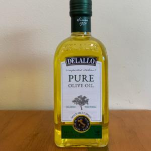 DeLallo Pure Olive Oil 16.9oz.