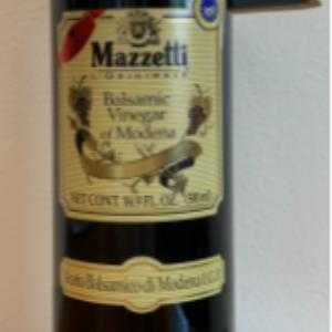 Mazzetti Balsamic Vinegar 16.9oz.