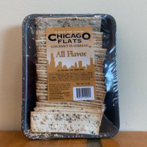 Chicago Flats Gourmet Flatbread All Flavor