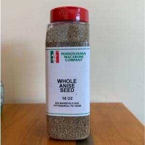 Penn Mac- Whole Anise Seed 16oz