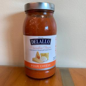 DeLallo Pom. Fresco 4 Cheese 25.2oz.