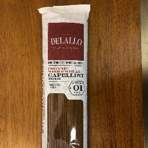 DeLallo Org. WW Capellini #1