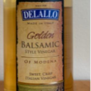 DeLallo Golden Balsamic Vinegar 16.9oz.