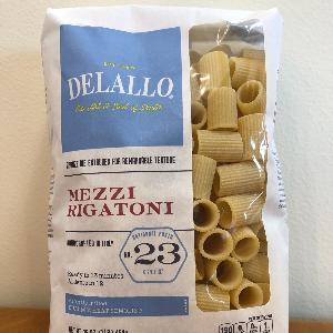 DeLallo Mezzi Rigatoni #23