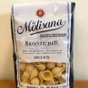 La Molisana Bronze Die Shells N 25