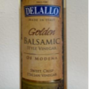 DeLallo Golden Balsamic Vinegar 8.5oz.