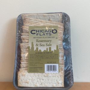 Chicago Flats Gourmet Flatbread Rosemary & Sea Salt