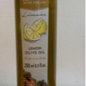 Sogna Toscano Lemon Olive Oil 8.5oz.