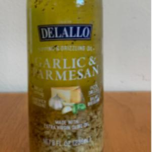 Delallo Garlic Parmesan Dipping oil