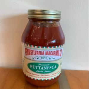 Pennsylvania Macaroni Co. Puttanesca Pasta Sauce