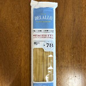 DeLallo Spaghetti Alla Chitarra #78