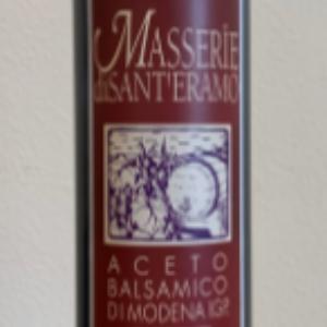 Masserie DiSant'eramo Balsamic Vinegar 8.45oz.