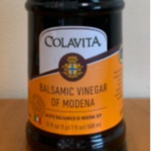 Colavita Balsamic Vinegar Of Modena 8.5oz.