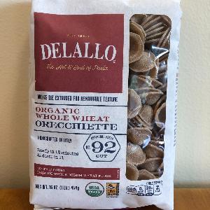 DeLallo WW Orrecchiette #92
